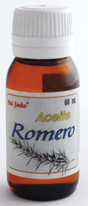 aceite romero 60 cc