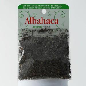 hierba albahaca todos los orishas